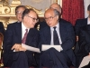 Paolo Cirino Pomicino e Rino Formica